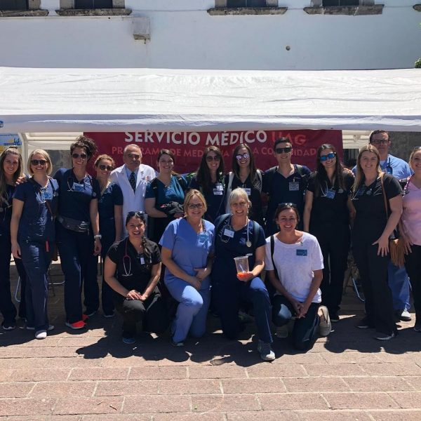 Central coast nurses in mexico