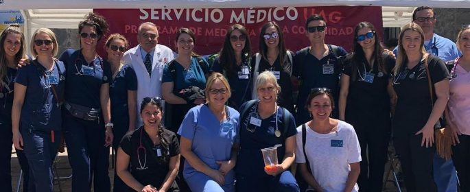 Central coast nurses in mexico