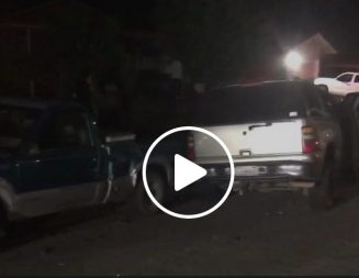 Man arrested for DUI after crashing into parked cars in Paso Robles
