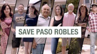 save paso robles short term rental petition