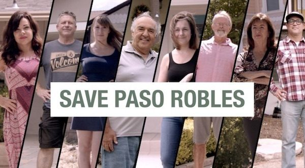 save paso robles short term rental petition