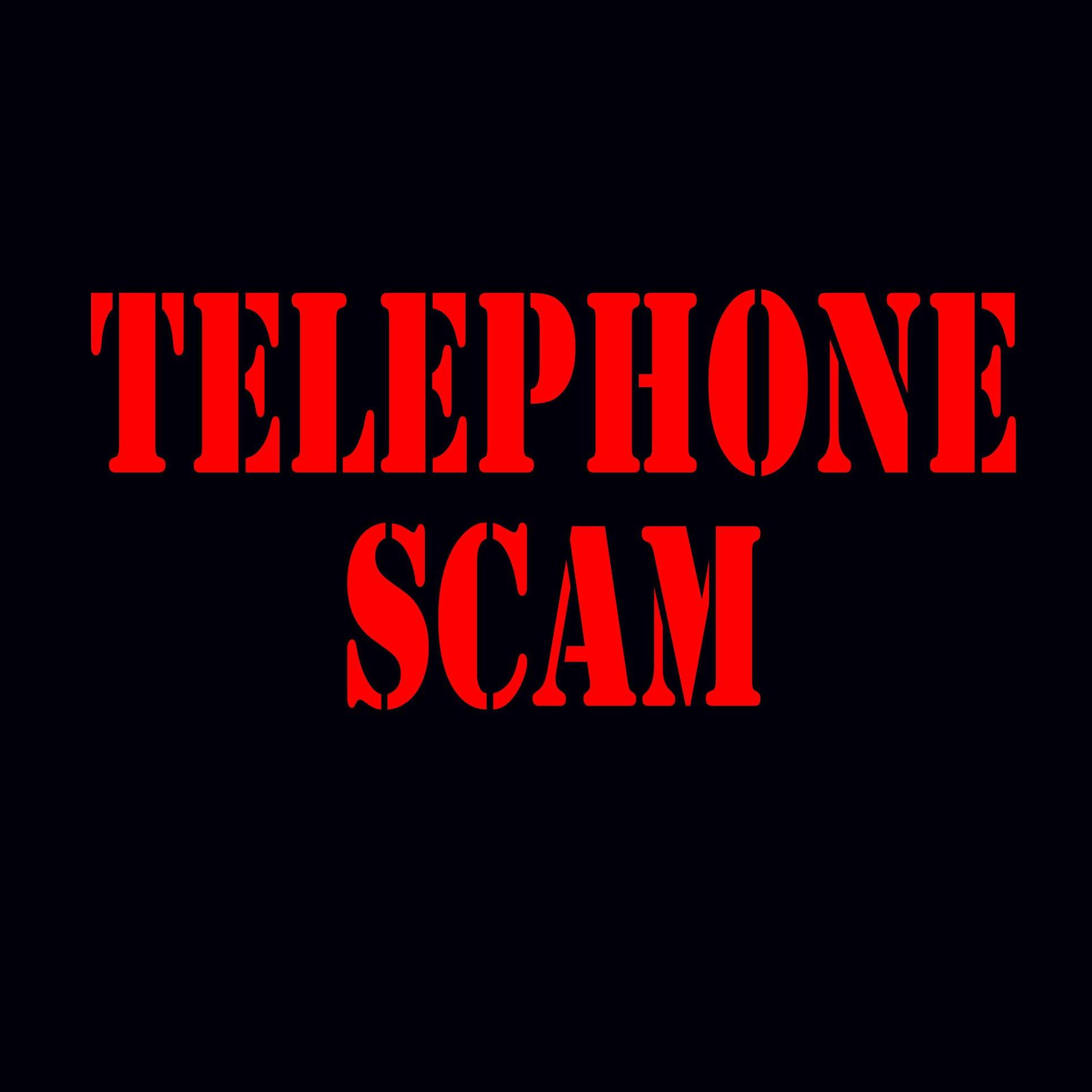 Atascadero Police warn of telephone scam