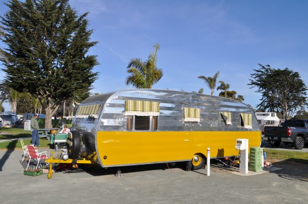 vintage trailer rally pismo beach