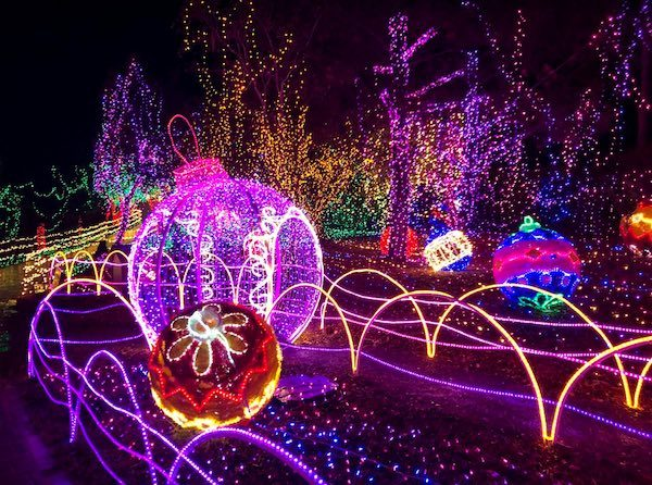 2020 Christmas Light Display Cambria Christmas Market canceled for 2020, 'Lights at Cambria