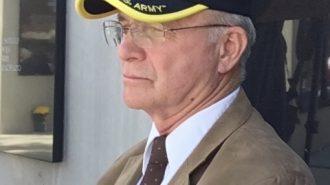 Colonel Bill Hatch