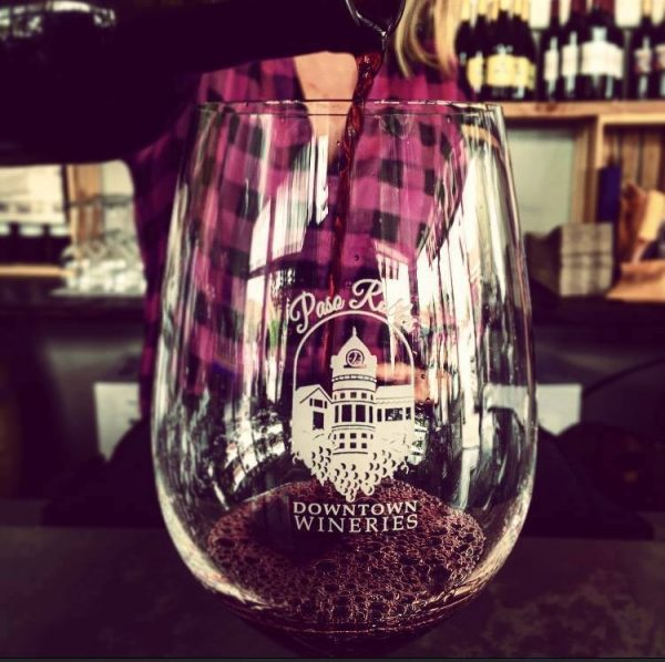 downtown paso robles wineries