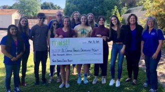 must charities youth board