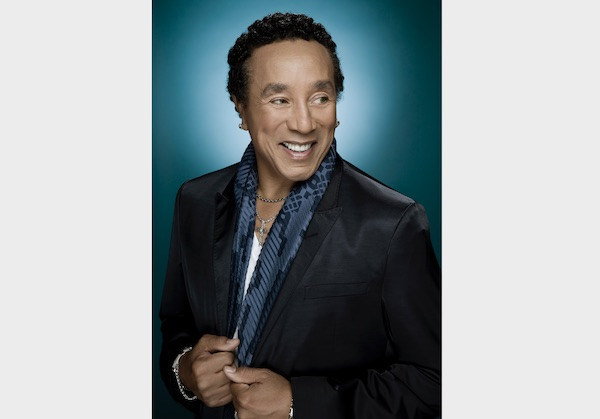'Evening of Music and Wine' to feature Smokey Robinson