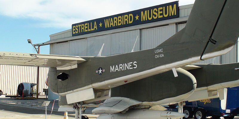 Estrella Warbirds Museum to reopen May 28