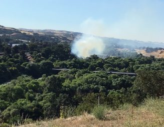 Update: Multiple fires reported in riverbed