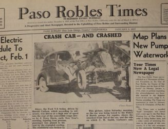 Looking Back: Watch for Children, Warns Auto Club