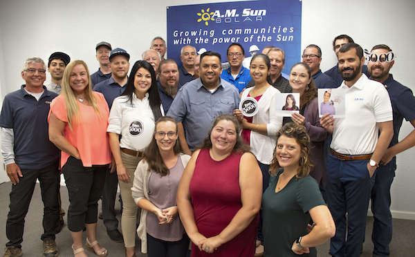 Local solar company fastest growing in the county, among top 50-percent in nation
