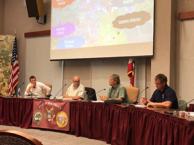 Paso Robles Groundwater Sustainability Agency meets to discuss draft plan for basin