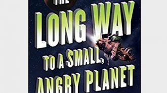 Long Way to a Small Angry Planet paso robles library
