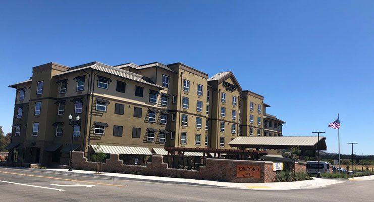 Oxford Suites opens new hotel in Paso Robles