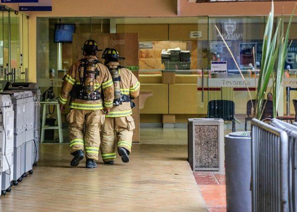 Paso Robles fire alarm