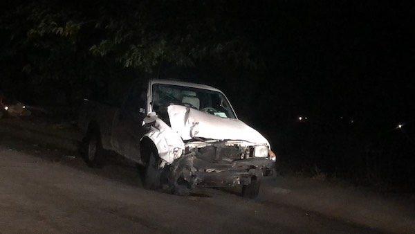 car smashes through wall paso robles