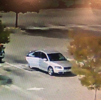 getaway car khols burglary paso robles