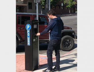 City asking community to fill out survey on new paid parking downtown