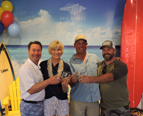 Sea Shell Cellars celebrates new tasting room in Downtown Paso Robles