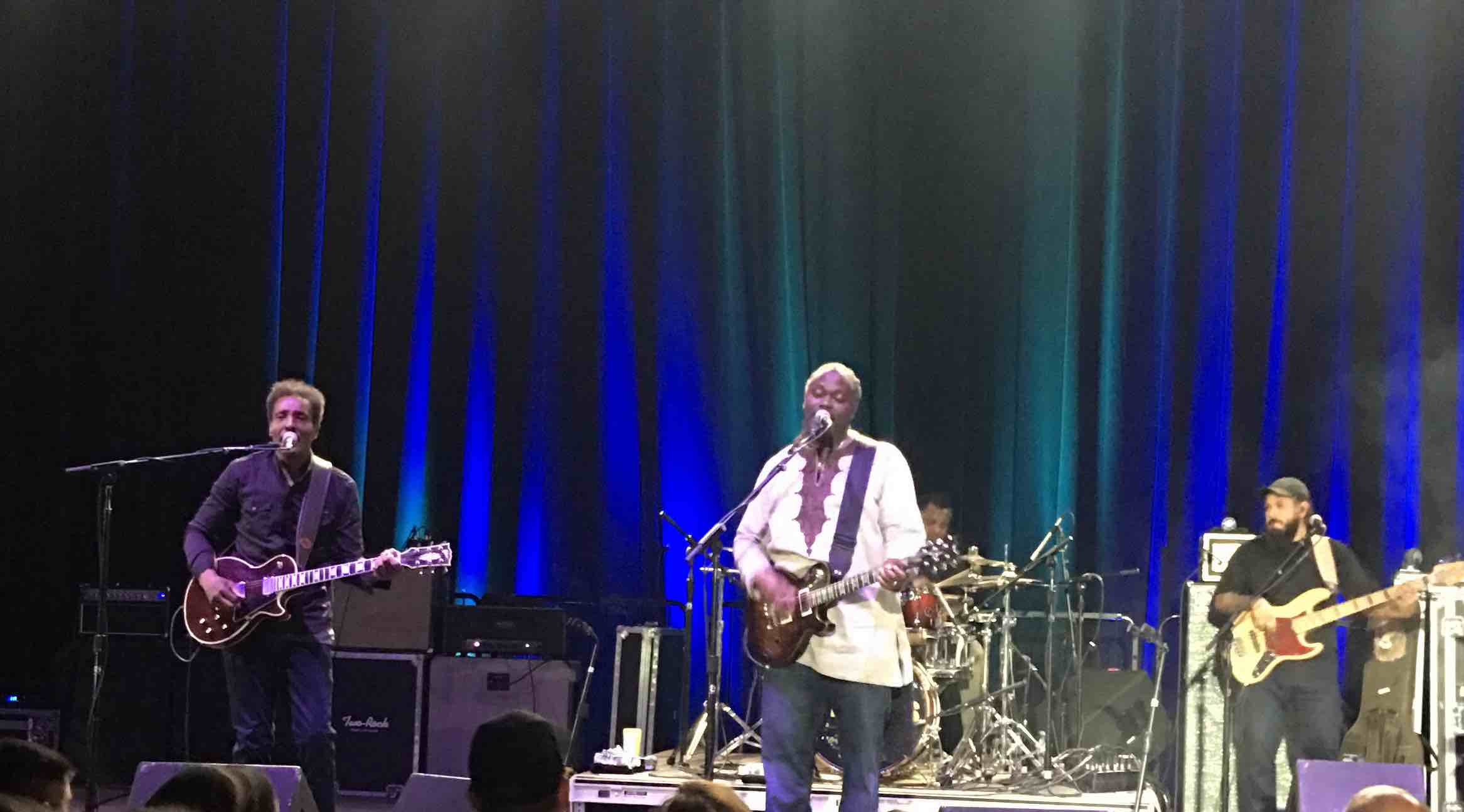 The Original Wailers light up the Fremont Theater