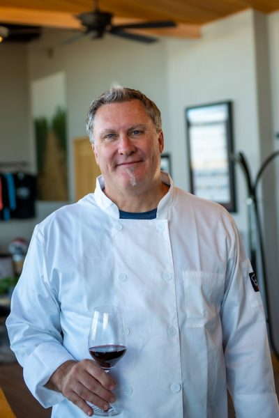 Chef Jeff Puckett.