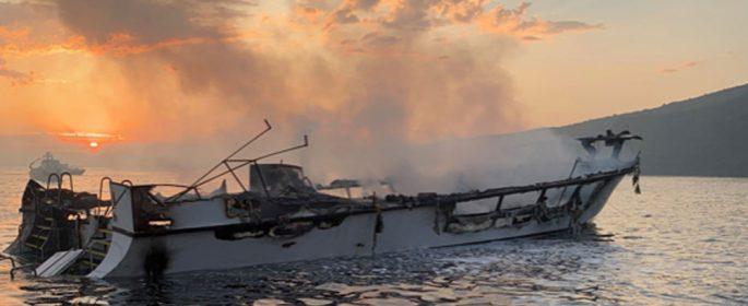 dive boat fire