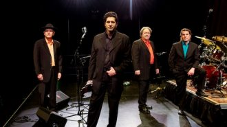 Johnny Cash tribute band coming to the Fremont Oct. 6