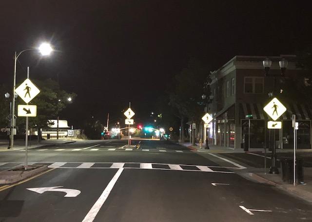 Council discusses public works, parking program