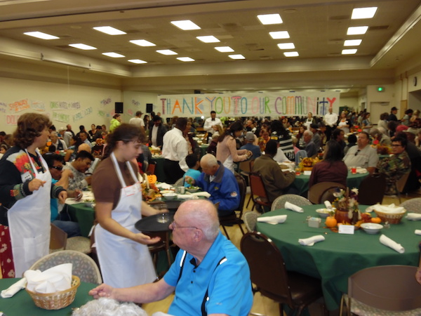 Thanksgiving in paso robles seeks volunteers