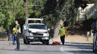 head on collision creston road paso robles