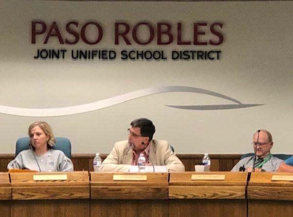 school board meeting sept 2019