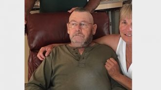 At-risk Cambria man found safe