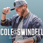 Cole Swindell performing at Vina Robles Oct. 18