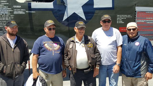 Letter: Remembering the fallen B-17 Bomber