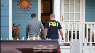 FBI Paso Robles