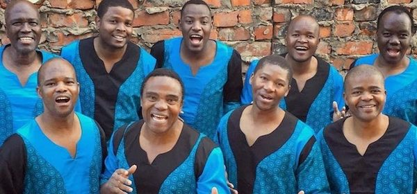 Ladysmith Black Mambazo ​coming to the Fremont Theater