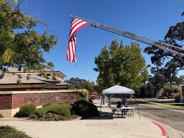 Open House at Fire Station