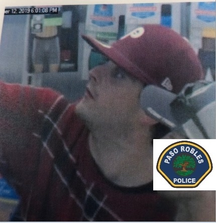 Paso Roble Police seek help identifying video game thief