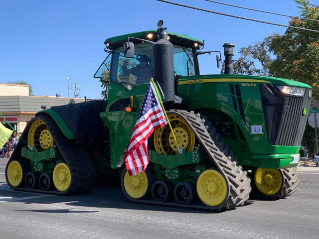 Award winners of 89th Annual Paso Robles Pioneer Day Parade