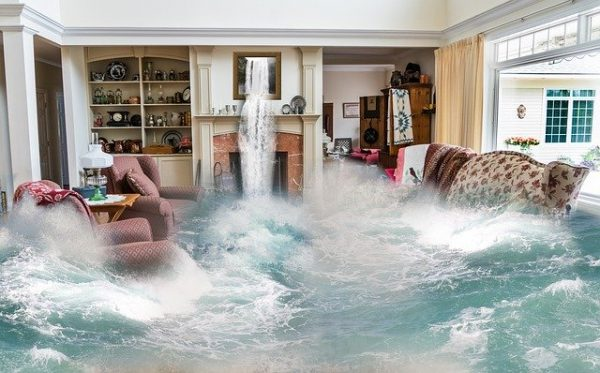 water damage Paso Robles