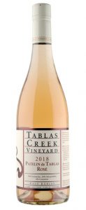 best rose wines paso robles tablas creek