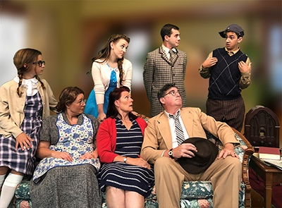 Brighton Beach Memoirs to open at Wine Country Theatre in Paso Robles