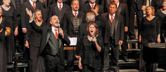 SLO Vocal Ensemble Christmas concerts
