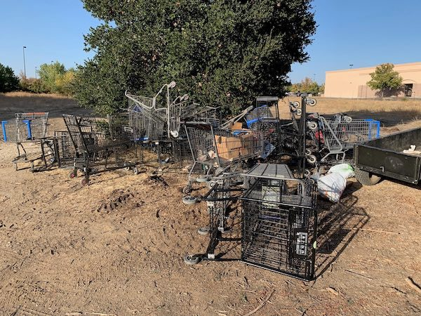 Police Community Action Team remove more than 6 truckloads of debris from river walk