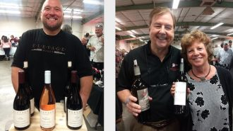 Steve Rogers of Elevage Jean & Larry Rowe from Greyscale (Napa)