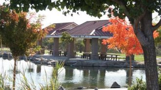 group picnic areas available