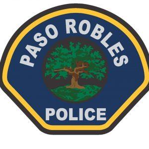 Paso Robles Police logo PRPD