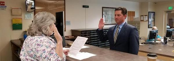 Assemblyman Cunningham files for re-election