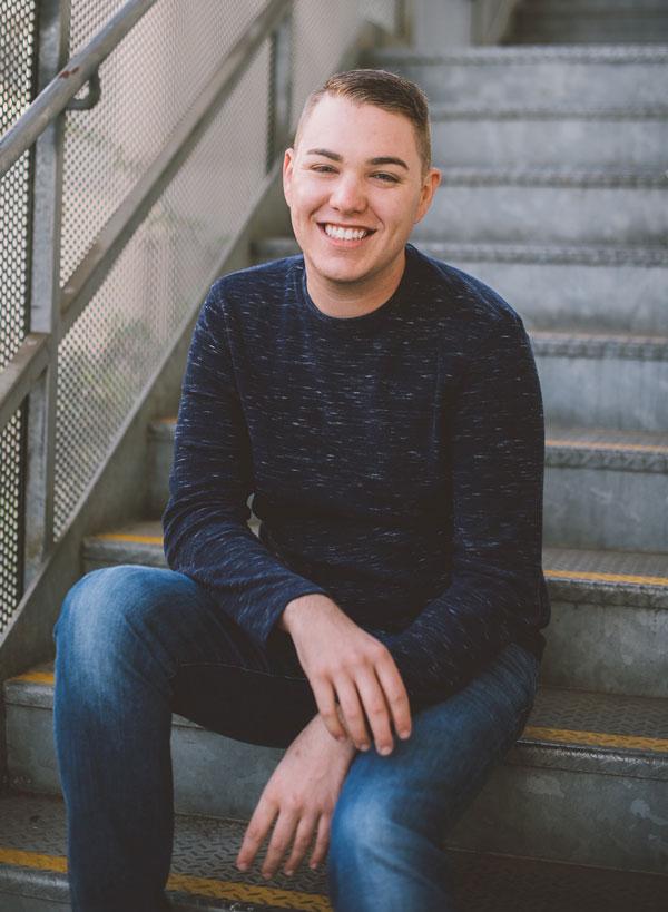Kyle Elliott of Paso Robles